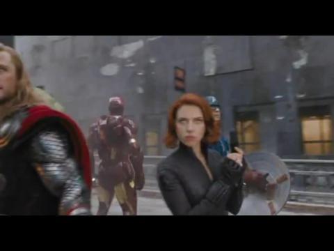 Avengers, 3D