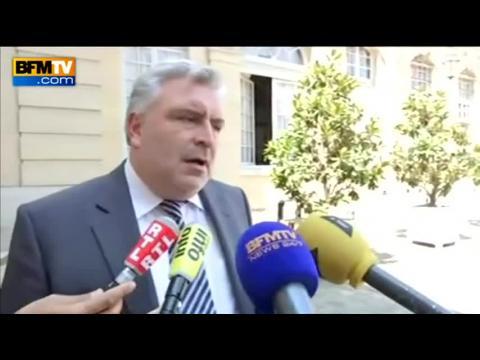 """Avion Air Algérie disparu, Cuvillier: """"Il y a des Français à bord, certainement en nombre"""" - 24/07"""