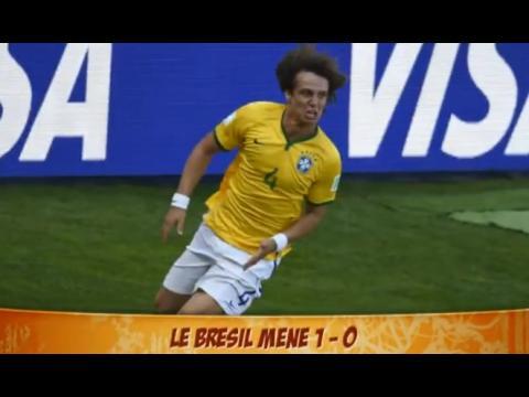 Buts en 3D: Le Brésil arrache sa qualification pour les quarts de finale de la Coupe du Monde