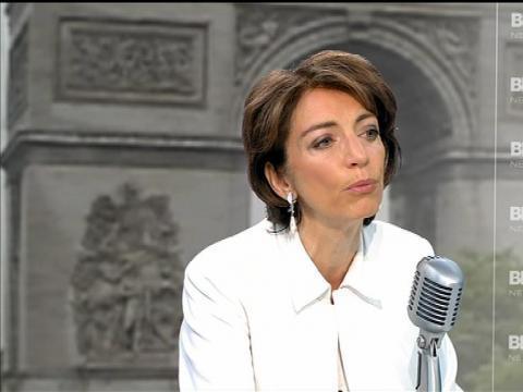"""Marisol Touraine: """"Oui, l'unité d'oncologie pédiatrique de Garches va fermer"""" 10/07"""
