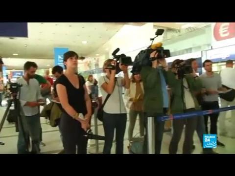 En direct : 51Français à bord du vol AH5017 d'Air Algérie