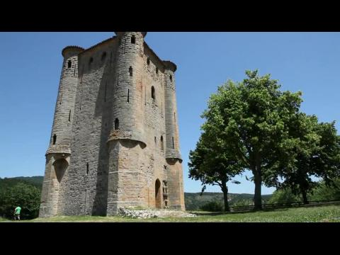 Donjon - Arques Castle, France