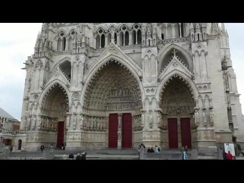 Cathedral of Our Lady of Amiens - Amiens  - France