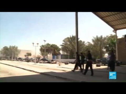 """Reportage : ces travailleurs tunisiens qui refusent de fuir """"l'enfer libyen"""""""